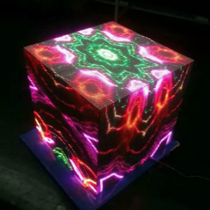 COB magic cube display